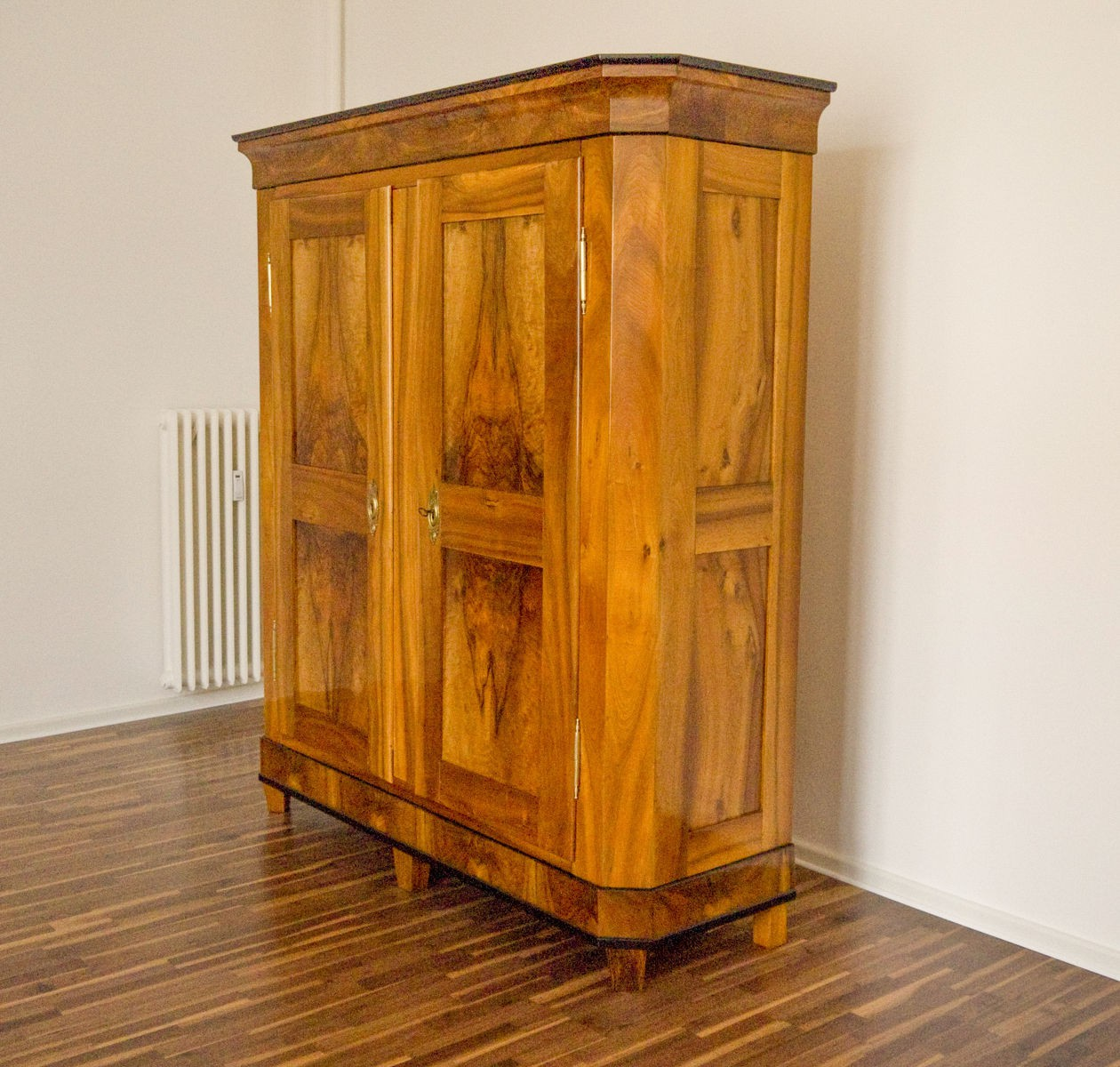 moebelrestauration biedermeier schrank tischlerei schneider. Black Bedroom Furniture Sets. Home Design Ideas